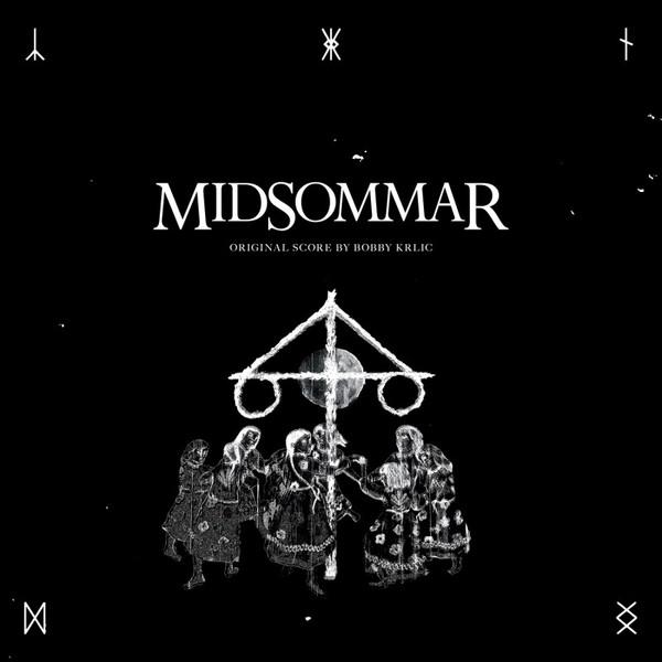 BOBBY KRLIC: Midsommar (Original Motion Picture Soundtrack) LP