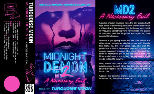TURQUOISE MOON: Midnight Demon 2: A Necessary Evil Cassette