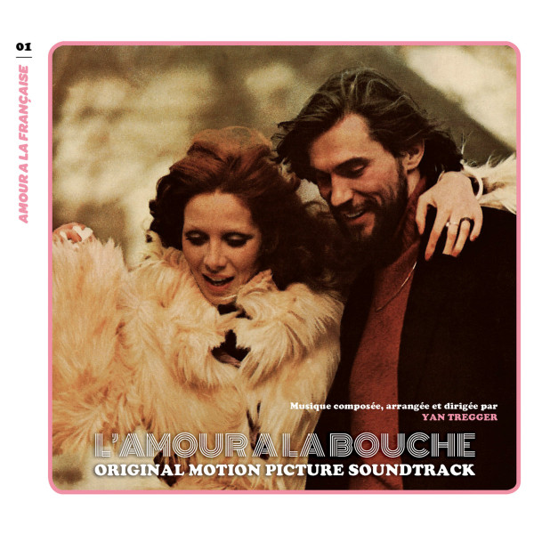YAN TREGGER: L'Amour à la bouche (Original Motion Picture Soundtrack) CD