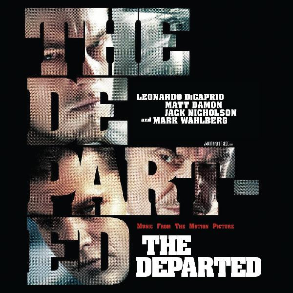 V/A: The Departed (Original Soundtrack) (Kelly Green Vinyl) LP