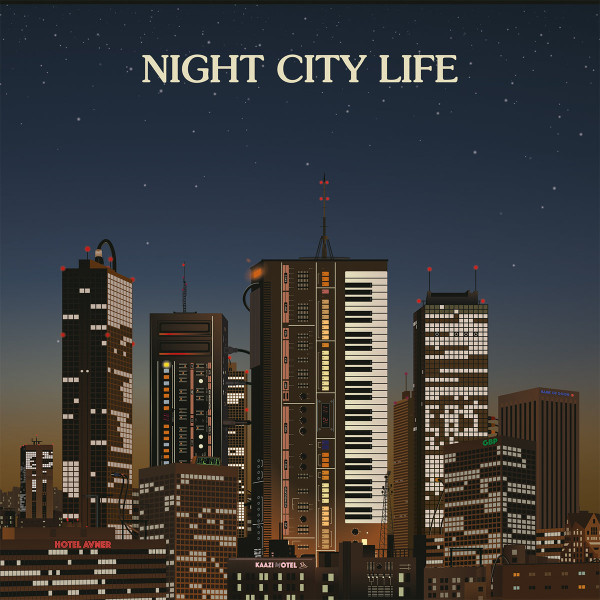 V/A: Night City Life (Compiled By Ilan Pdahtzur) 2LP