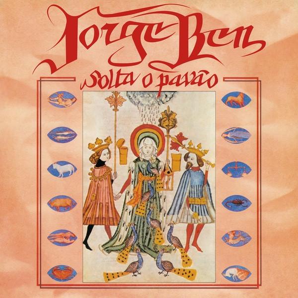 JORGE BEN: Solta o Pavao LP