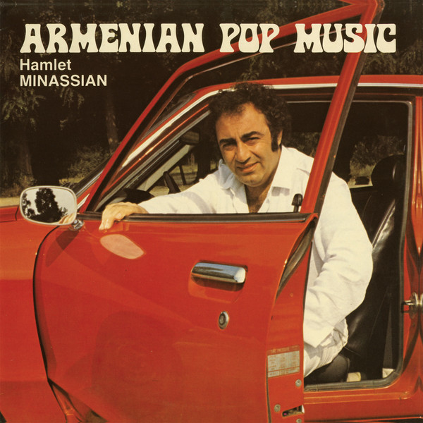 HAMLET MINASSIAN: Armenian Pop LP