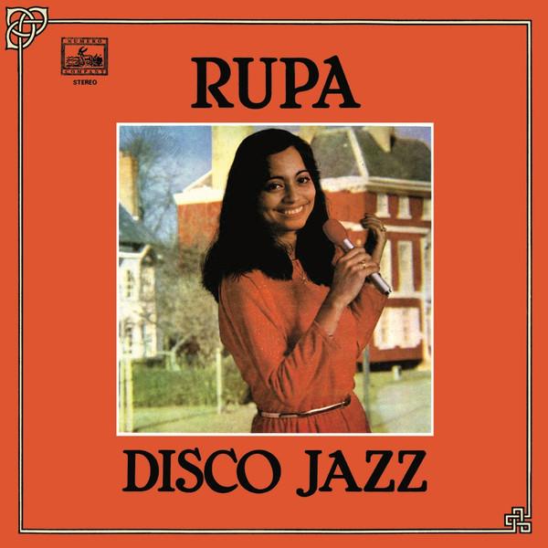 RUPA: Disco Jazz (Orange Mix) LP