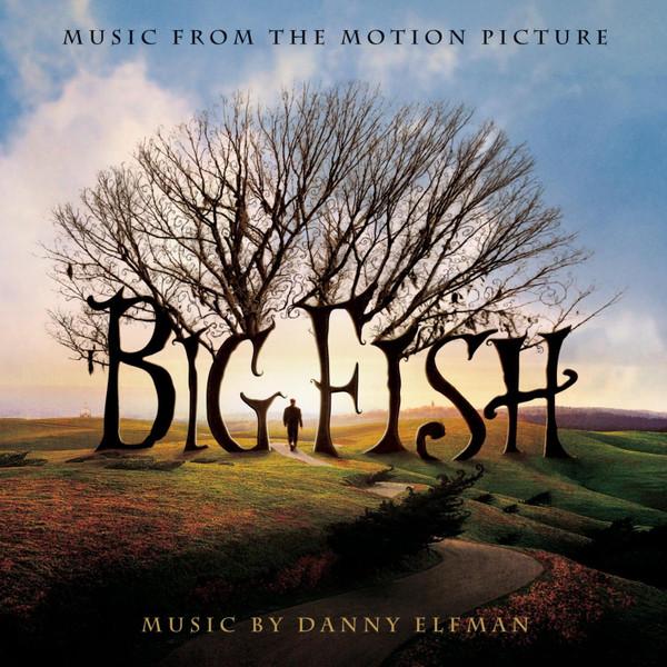 DANNY ELFMAN/VARIOUS: Big Fish (Original Soundtrack) 2LP