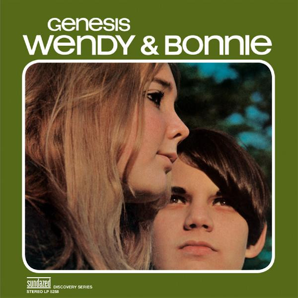 WENDY & BONNIE: Genesis (White Vinyl) LP