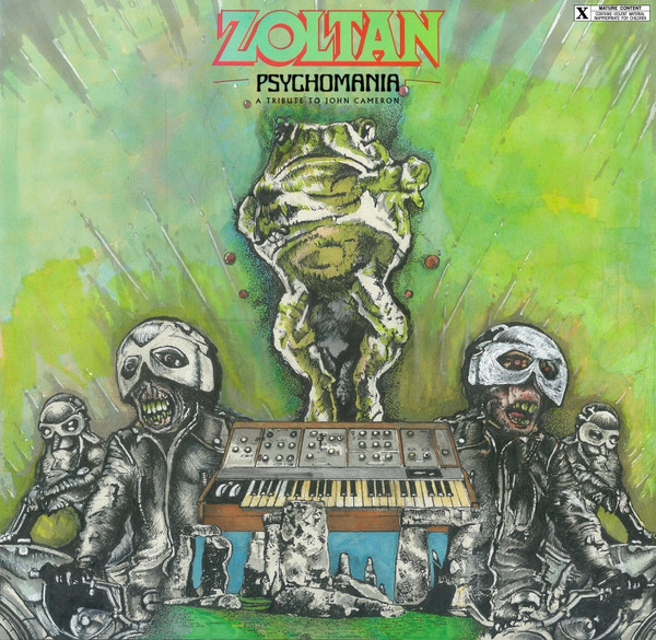"ZOLTAN: Psychomania 12"""