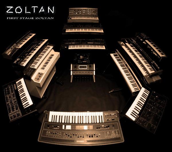 ZOLTAN: First Stage Zoltan LP