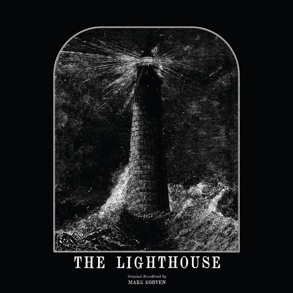 MARK KORVEN: The Lighthouse (Original Soundtrack) (Clear Vinyl) LP