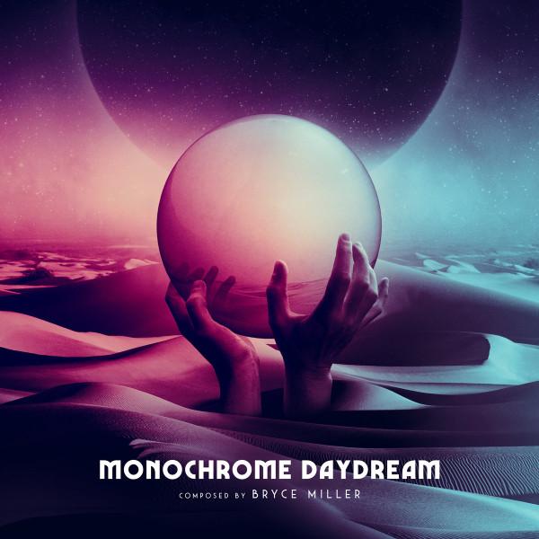 BRYCE MILLER: Monochrome Daydream (Blade Runner Blue) LP