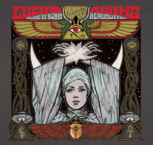 BOBBY BEAUSOLEIL: Lucifer Rising (Original Soundtrack) LP
