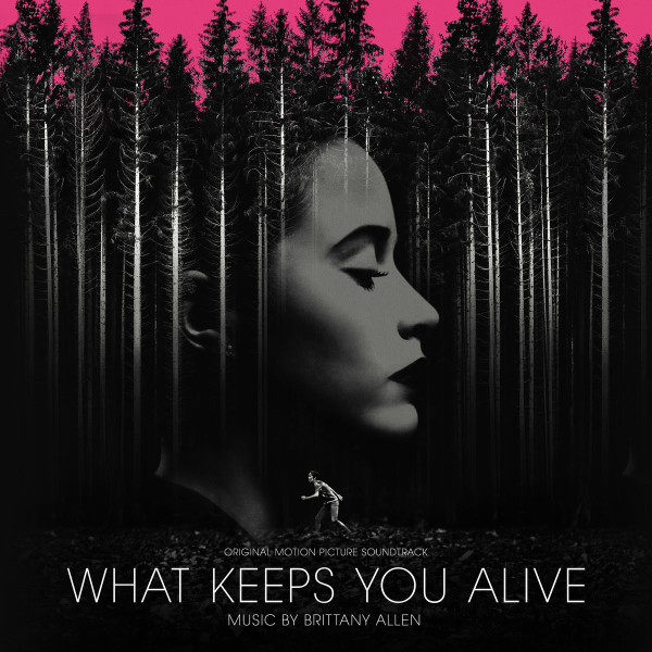 BRITTANY ALLEN: What Keeps You Alive LP