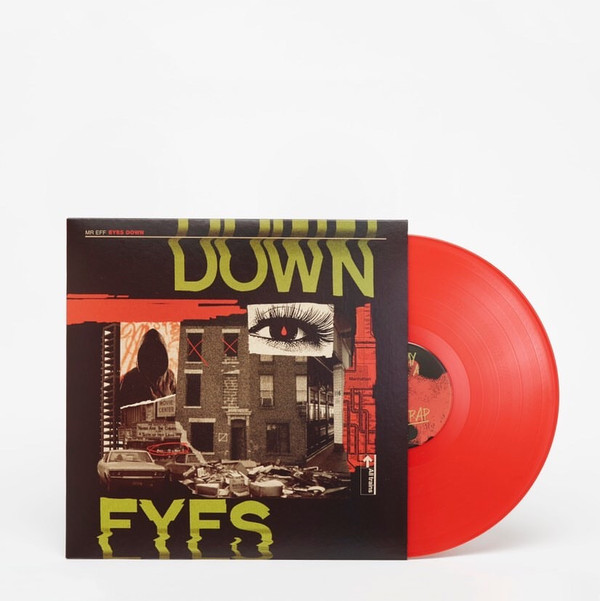 MR EFF: Eyes Down LP