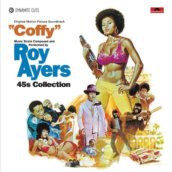"""ROY AYERS: Coffy 2x7"""""""