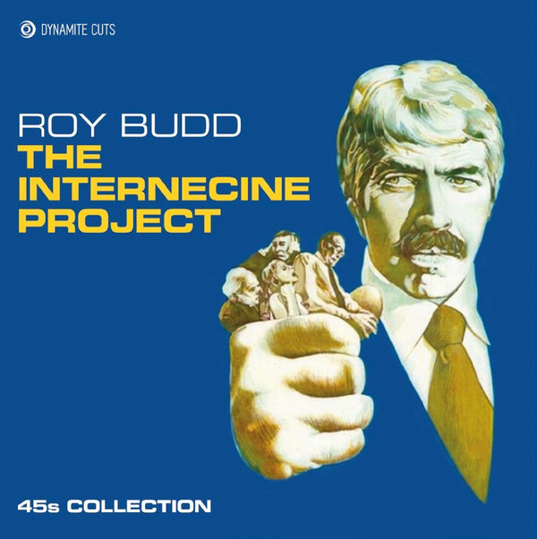 ROY BUDD: The Internecine Project 7""
