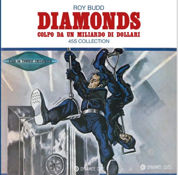 """ROY BUDD: Diamonds 2x7"""""""