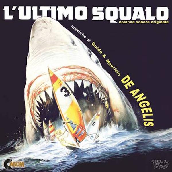 GUIDO E MAURIZIO DE ANGELIS:  The Last Shark (L'ultimo squalo) LP