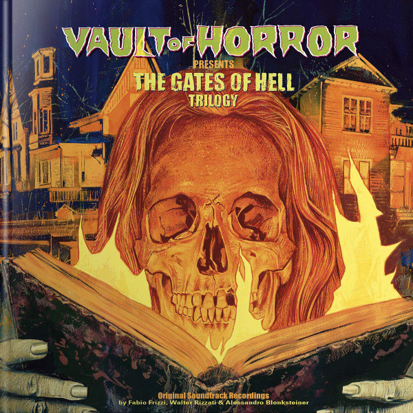 VAULT OF HORROR PRESENTS: The Gates Of Hell Trilogy Deluxe Edition Box Set