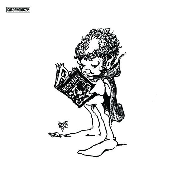 FRANCOIS TUSQUES: Alors Nosferatu Combina Un Plan Ingenieux LP