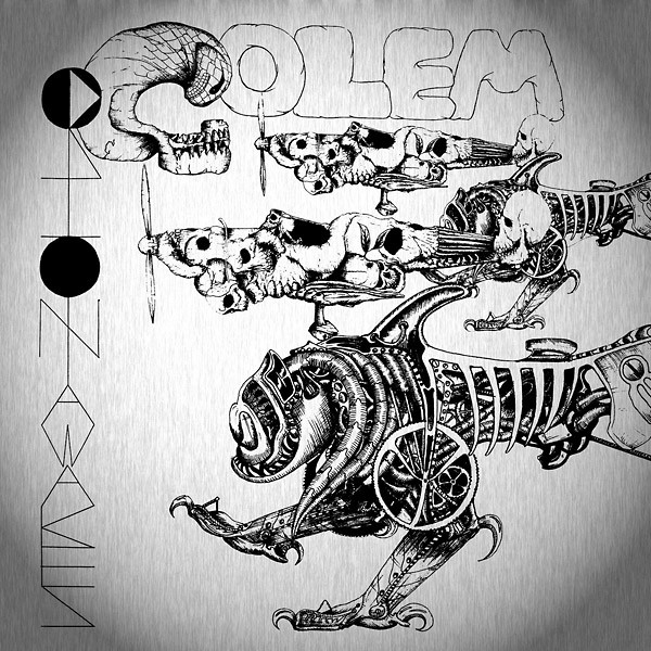 GOLEM: Orion Awakes LP