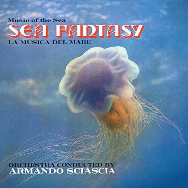 ARMANDO SCIASCIA: Sea Fantasy LP