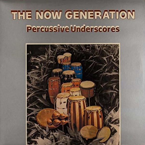 PETER LUDEMANN & PIT TROJA: The Now Generation (Coloursound) LP