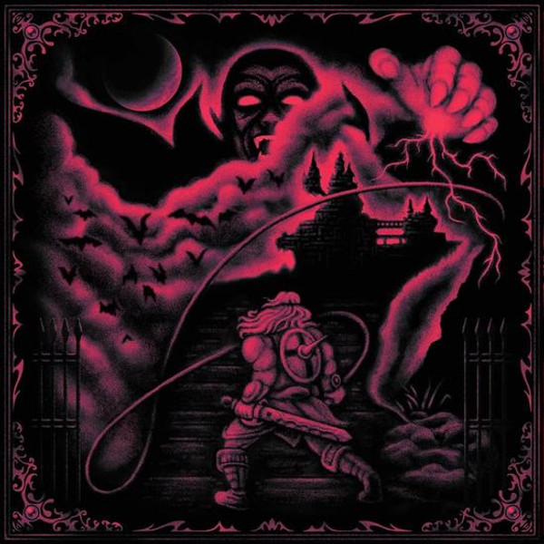 KONAMI KUKEIHA CLUB: Castlevania The Adventure ReBirth LP