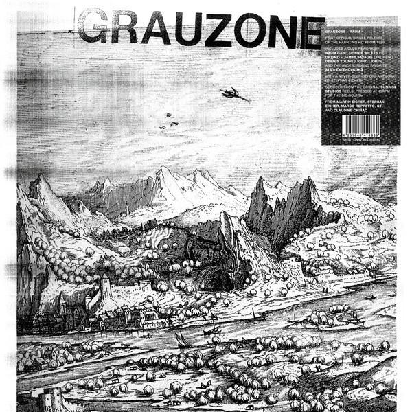 """GRAUZONE: Raum 12"""""""