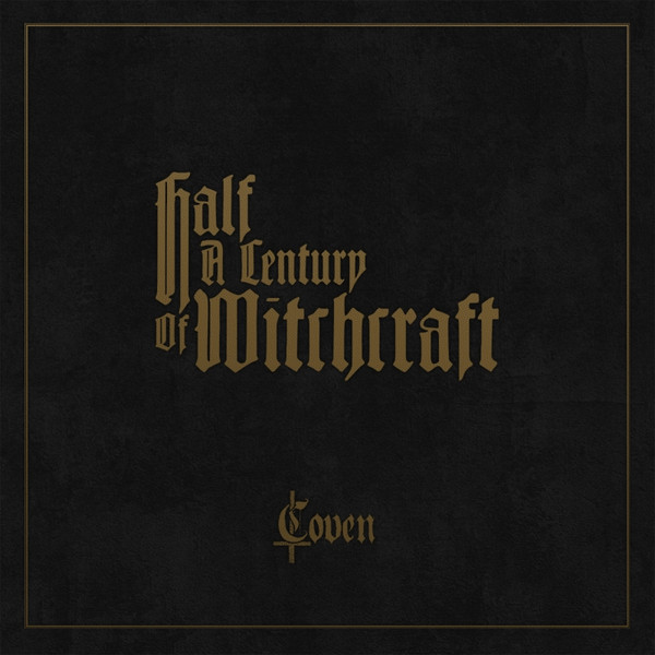 COVEN: Half A Century Of Witchcraft 5LP Boxset
