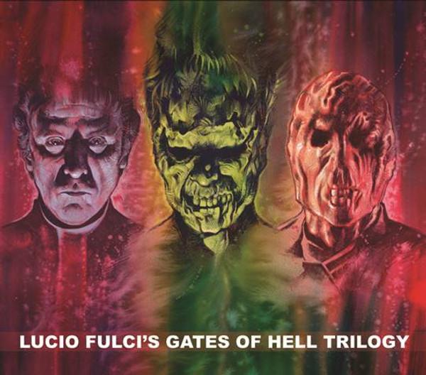 FABIO FRIZZI / WALTER RIZZATI: Lucio Fulci's Gates Of Hell Trilogy 3CD