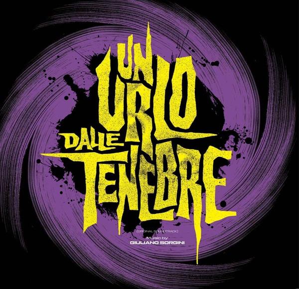 GIULIANO SORGINI: Un Urlo Dalle Tenebre LP