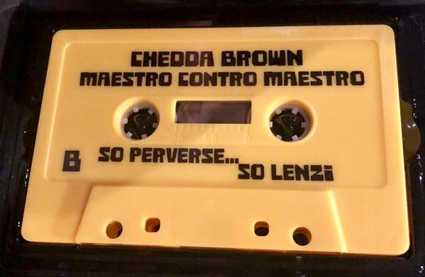 Maestro Contro Maestro (Lenzi Variant) Cassette