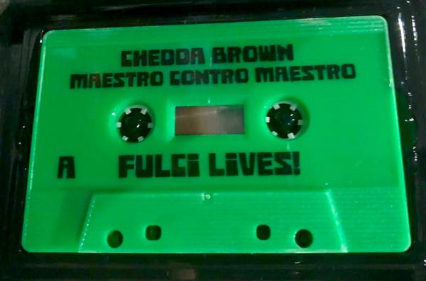 Maestro Contro Maestro (Fulci Variant) Cassette