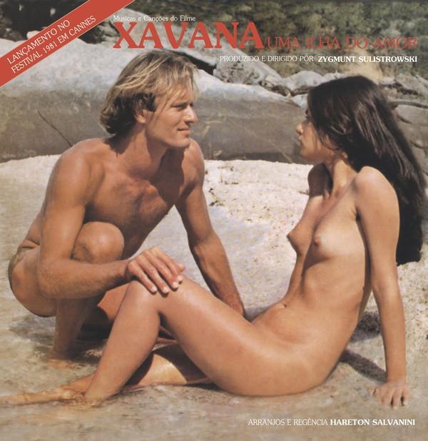 HARETON SALVANINI: Xavana, Uma Ilha Do Amor LP