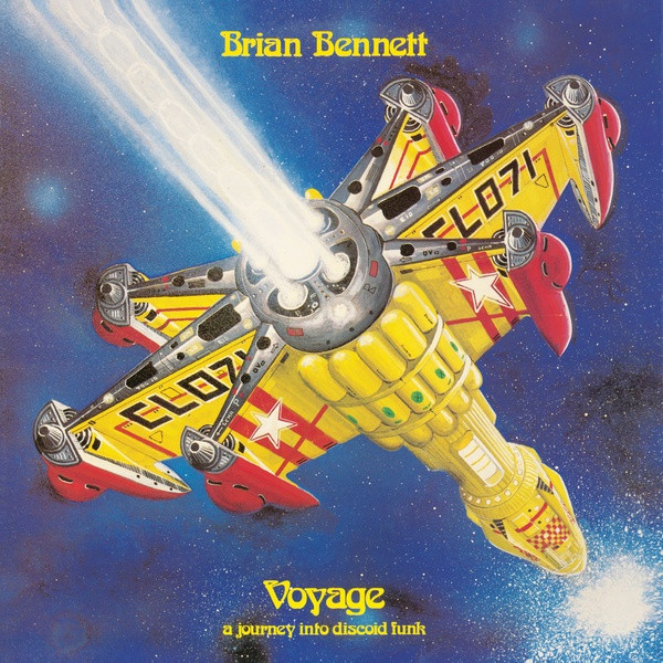 BRIAN BENNETT: Voyage: A Journey Into Discoid Funk LP