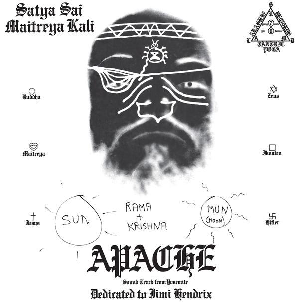 CRAIG SMITH/MAITREYA KALI: Apache / Inca 2LP
