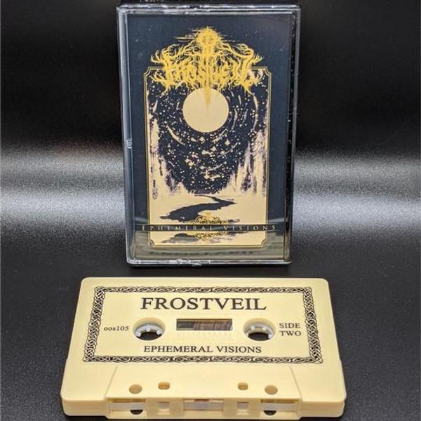 FROSTVEIL: Ephemeral Visions Cassete