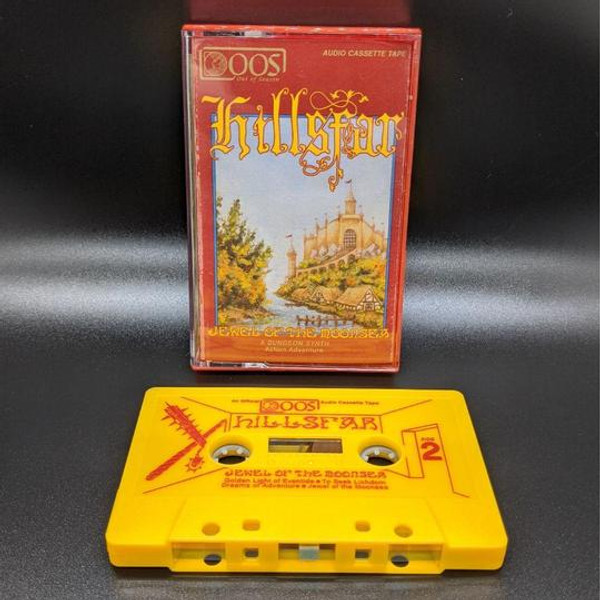 HILLSFAR: Jewel of the Moonsea Cassette