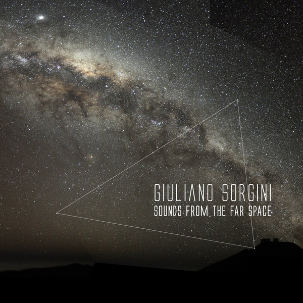 GIULIANO SORGINI: Sounds From The Far Space LP