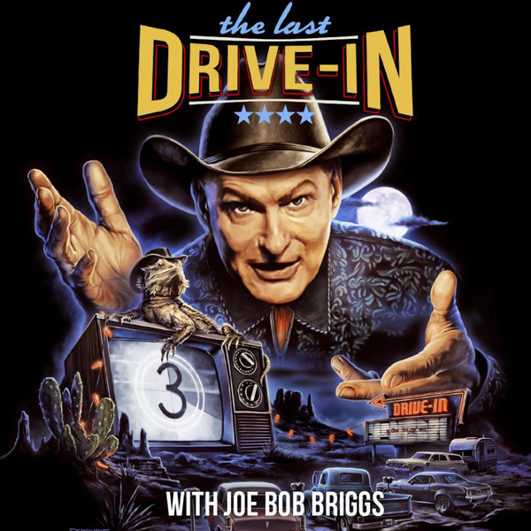 BRENNAN & THE BIGFEET: The Last Drive-In Season 1 7""