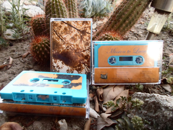 ANDY LIVINGSTON: Mission to Luau Cassette