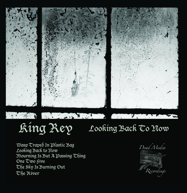KING REY: Looking Back To Now Cassette