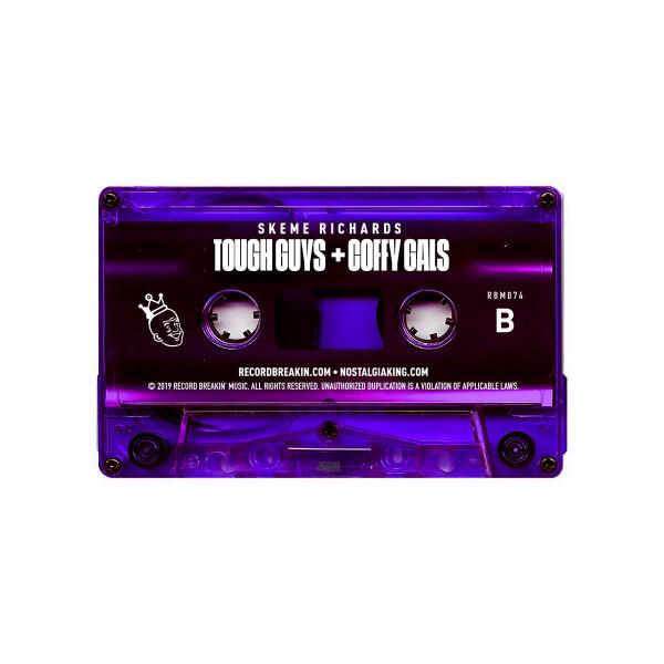 SKEME RICHARDS: Tough Guys & Coffy Gals Cassette
