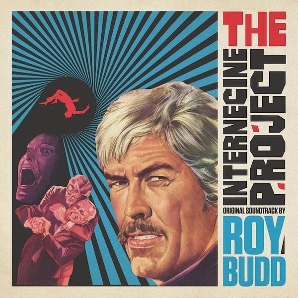 ROY BUDD: The Internecine Project OST LP