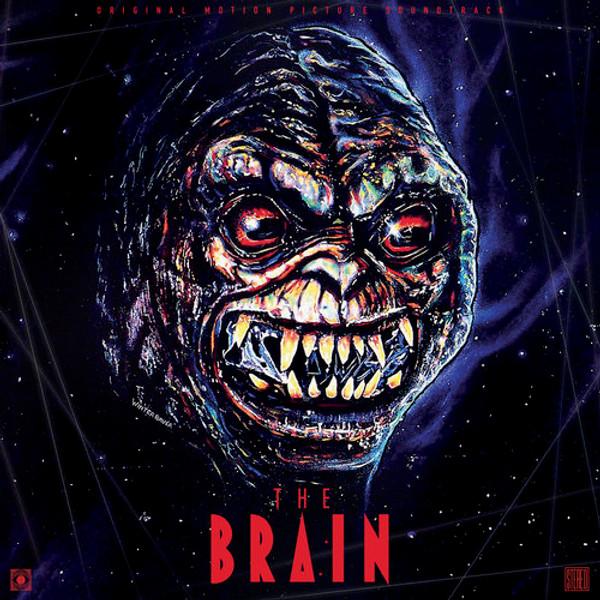 PAUL ZASA: The Brain OST (1988) LP