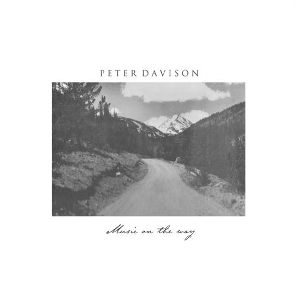 PETER DAVISON: Music On The Way LP