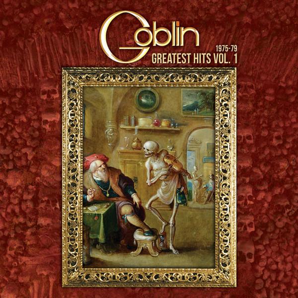 GOBLIN: Goblin Greatest Hits Vol. 1 (1975-79) 2LP