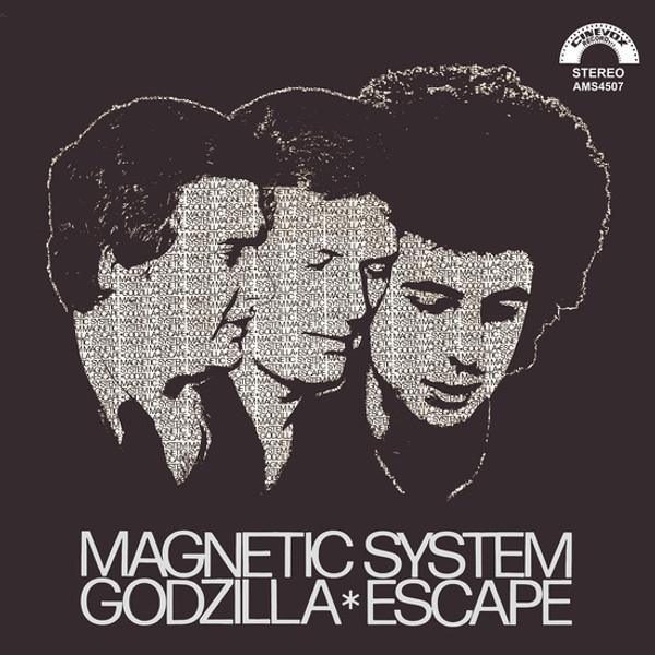 "MAGNETIC SYSTEM: Godzilla/Escape 7"""