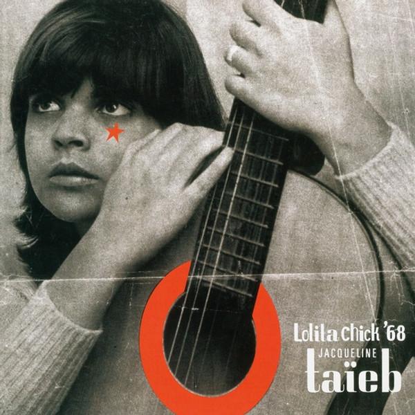 JACQUELINE TAÏEB: Lolita Chick '68 LP