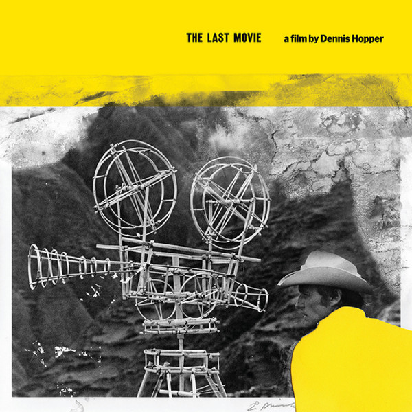V/A: Dennis Hopper's The Last Movie LP